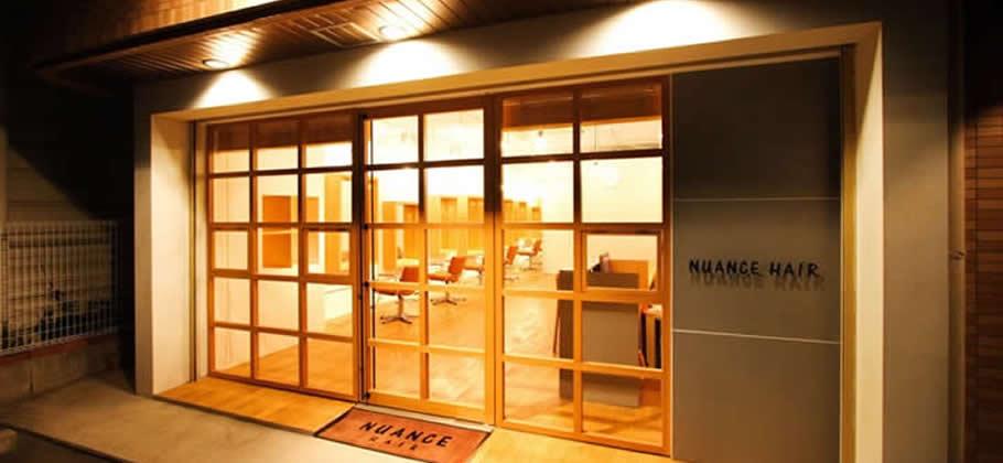 広島安佐南区美容院、美容室